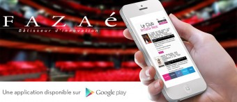 Lancement de l'application mobile du Club Artistik Rezo sur Google Play !